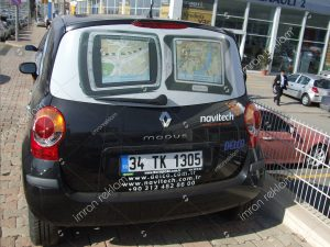 Renault-Modus-Araç-Kaplama