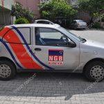 Fiat Palio Araç Giydirme