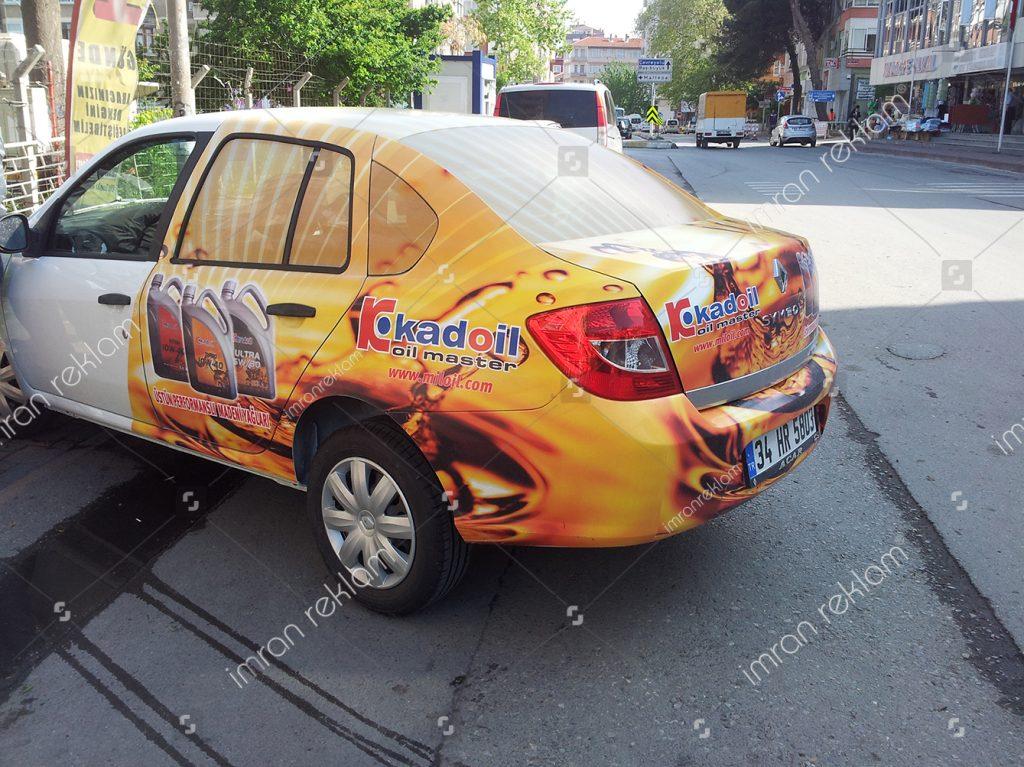 Renault Araç Giydirme